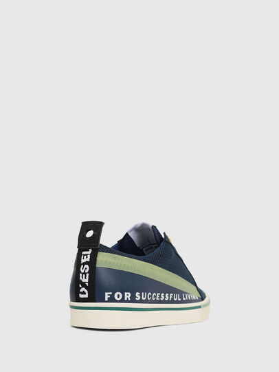 Diesel - S-DVELOWS LOW, Multicolor/Blue - Sneakers - Image 4