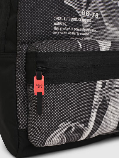 Diesel - MIRANO FL, Black/Grey - Backpacks - Image 5