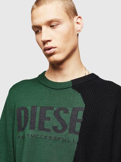 Diesel - K-HALF,  - Knitwear - Image 3