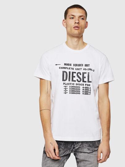 Diesel - T-DIEGO-B6,  - T-Shirts - Image 1