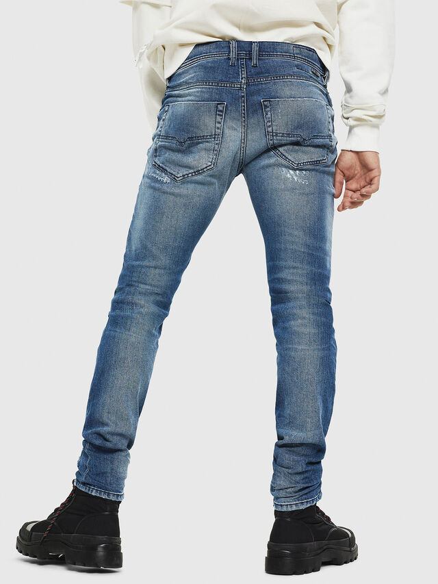 Diesel - Tepphar 0090L, Medium blue - Jeans - Image 2