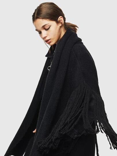 Diesel - M-BOU-B, Black - Winter Jackets - Image 3