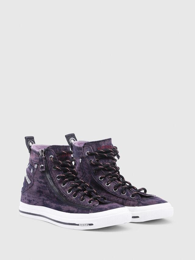 Diesel - EXPO-ZIP W, Dark Violet - Sneakers - Image 2