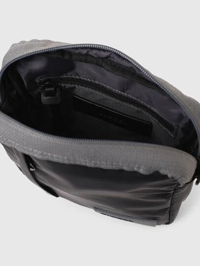 Diesel - ODERZO, Black - Crossbody Bags - Image 6