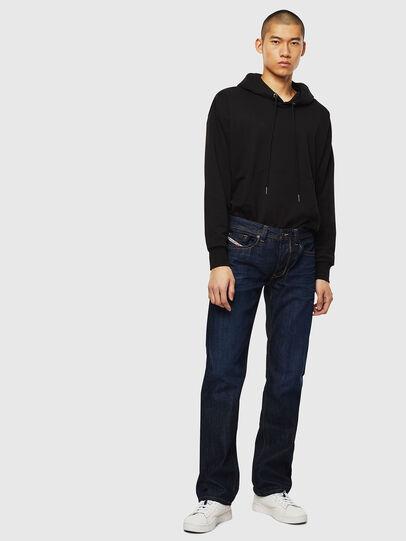 Diesel - Larkee 0806W, Dark Blue - Jeans - Image 5