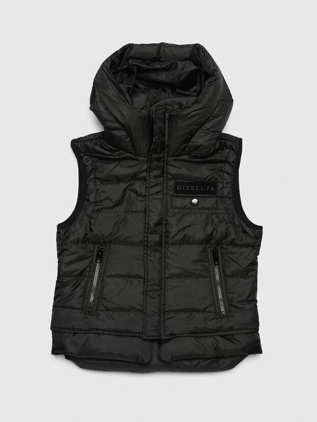 JSUNREVSLESS, Black - Jackets