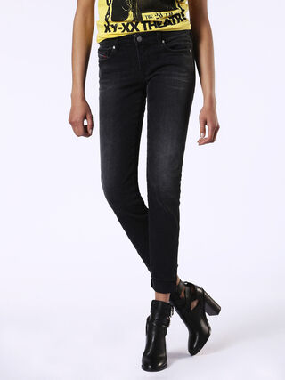 GRACEY 0680T, Black Jeans