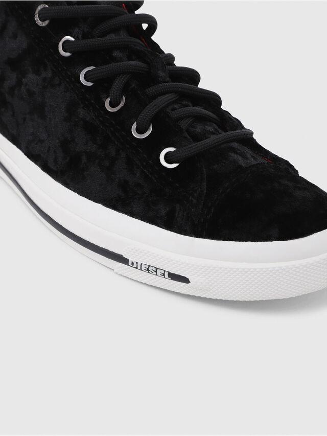 Diesel - EXPOSURE IV LOW  W, Black - Sneakers - Image 5