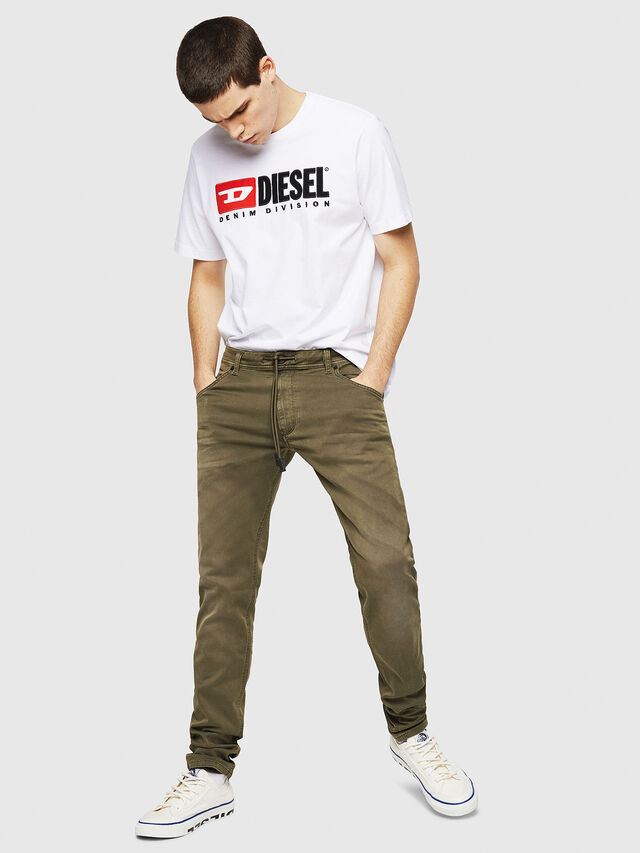 Diesel - S-ASTICO LC LOGO, Off White - Sneakers - Image 6