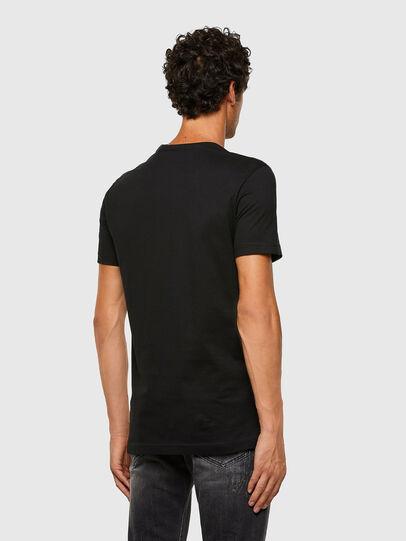 Diesel - T-DIEGOS-N35, Black - T-Shirts - Image 5