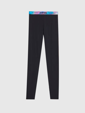 UFLB-FAUSTIN-LP-ML, Black - Pants