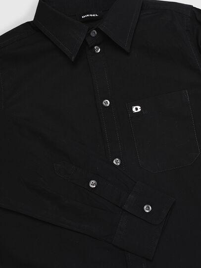 Diesel - CSMOI, Black - Shirts - Image 3