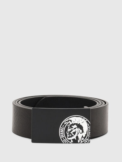 Diesel - B-MOQUE, Black - Belts - Image 1