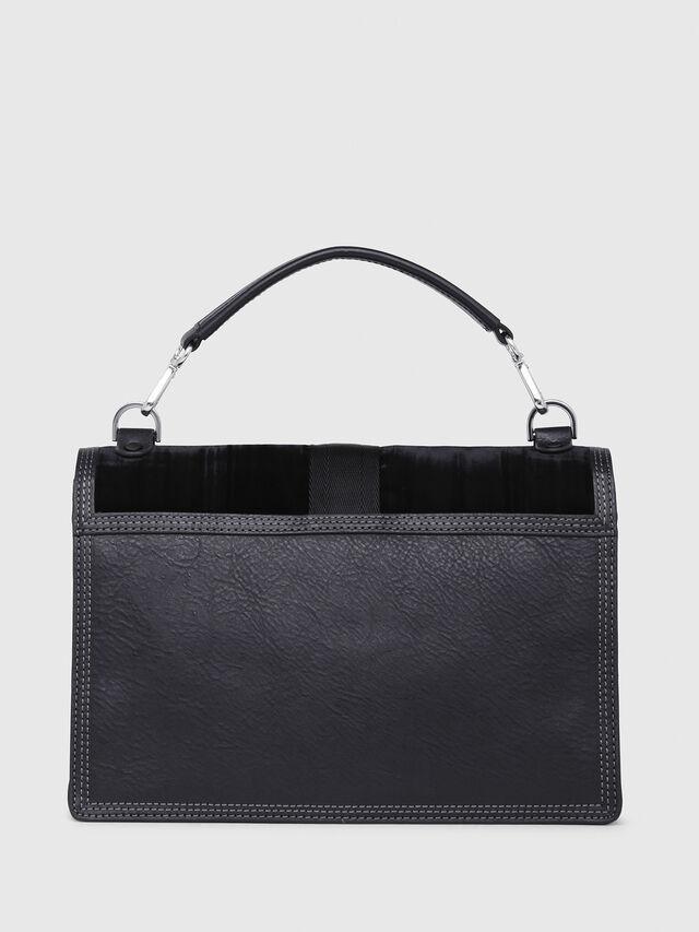 Diesel - MISS-MATCH CROSSBODY, Black/Pink - Crossbody Bags - Image 2