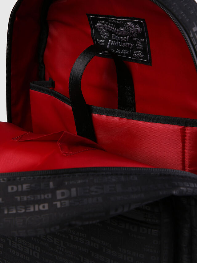 F-DISCOVER BACK, Black/Red