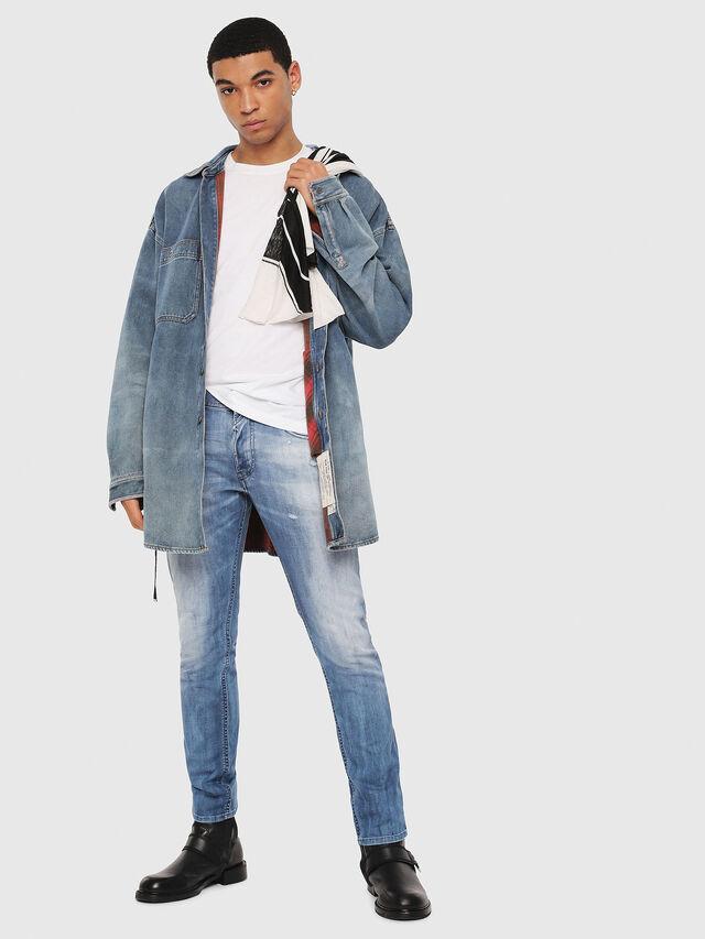 Diesel - Thommer 081AS, Medium blue - Jeans - Image 5