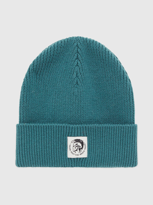 K-CODER-F, Water Green - Knit caps