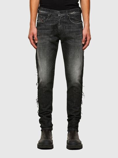 Diesel - D-Strukt 009HY, Black/Dark grey - Jeans - Image 1