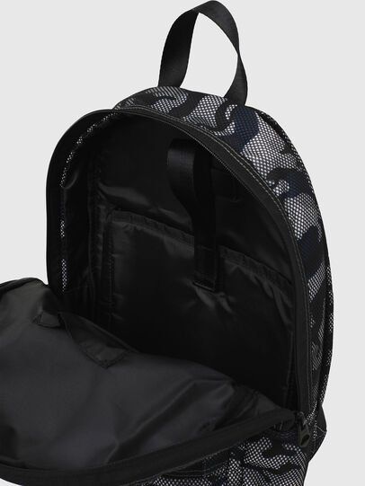 Diesel - MIRANO, Grey/Blue - Backpacks - Image 7