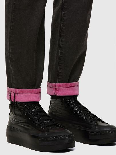 Diesel - D-Joy 009DU, Black/Pink - Jeans - Image 3