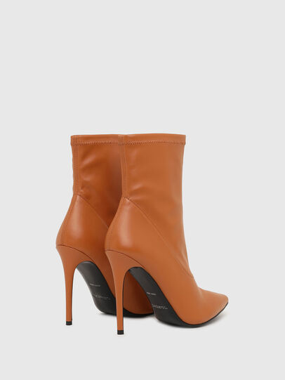 Diesel - D-YUCCA AB, Light Brown - Ankle Boots - Image 3