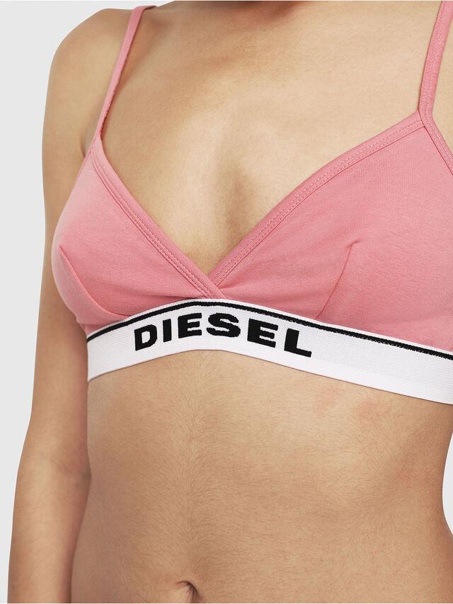 Diesel - UFSB-LIZZY, Pink/White - Bras - Image 3