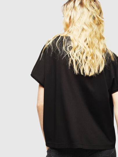 Diesel - T-JALA, Black - T-Shirts - Image 2