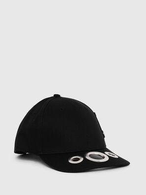 CHOLES, Black - Caps