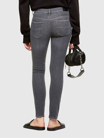 Diesel - D-Roisin 069SD, Black/Dark grey - Jeans - Image 2