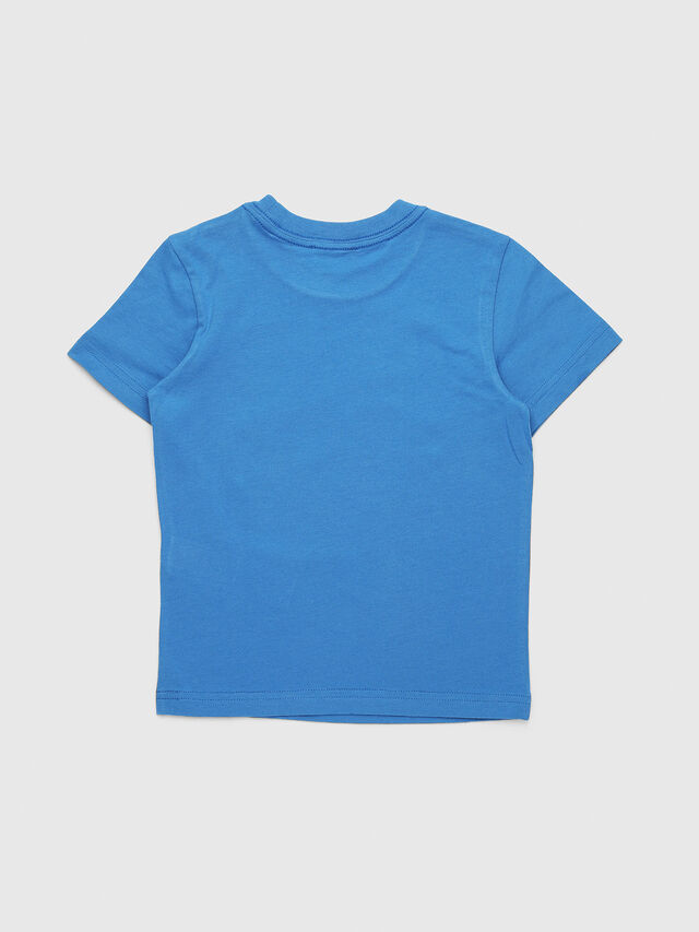 Diesel - TARRYB-R, Blue - T-shirts and Tops - Image 2