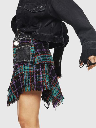Diesel - O-BRYEL,  - Skirts - Image 3