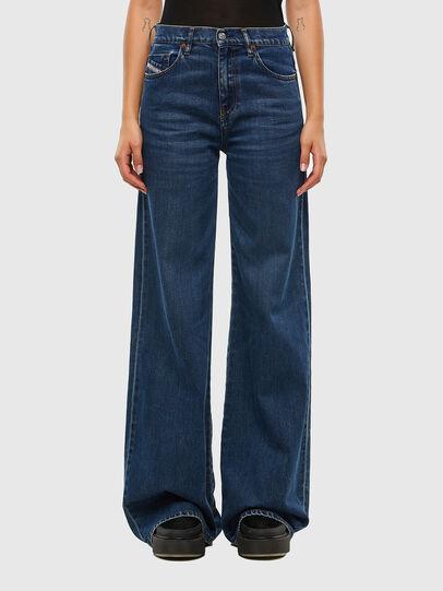 Diesel - D-Akemi 009KE, Medium blue - Jeans - Image 1