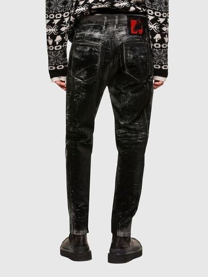 Diesel - TYPE-2022-NE, Black/Dark grey - Jeans - Image 2