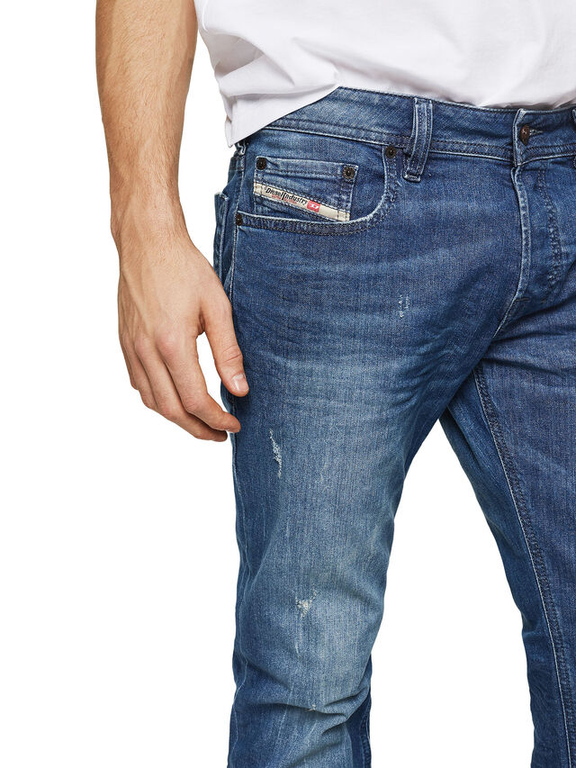 Diesel - Zatiny C84KY, Medium blue - Jeans - Image 3