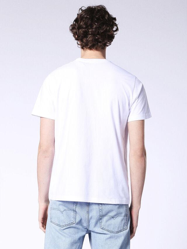 T-JOE-SU, White