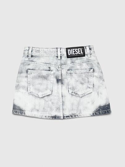 Diesel - GEJODY-R, Blue/White - Skirts - Image 2