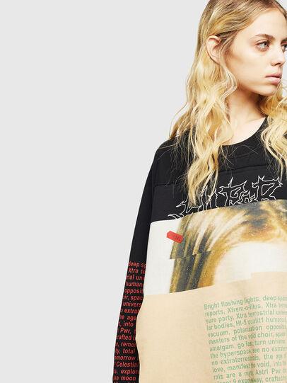 Diesel - F-EYET-A, Black - Sweaters - Image 4