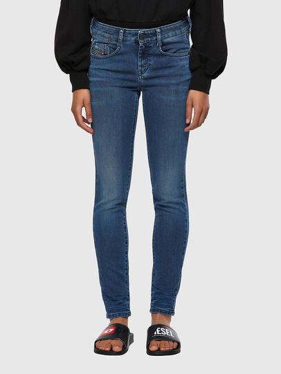 Diesel - D-Ollies JoggJeans® 069VH, Medium blue - Jeans - Image 1