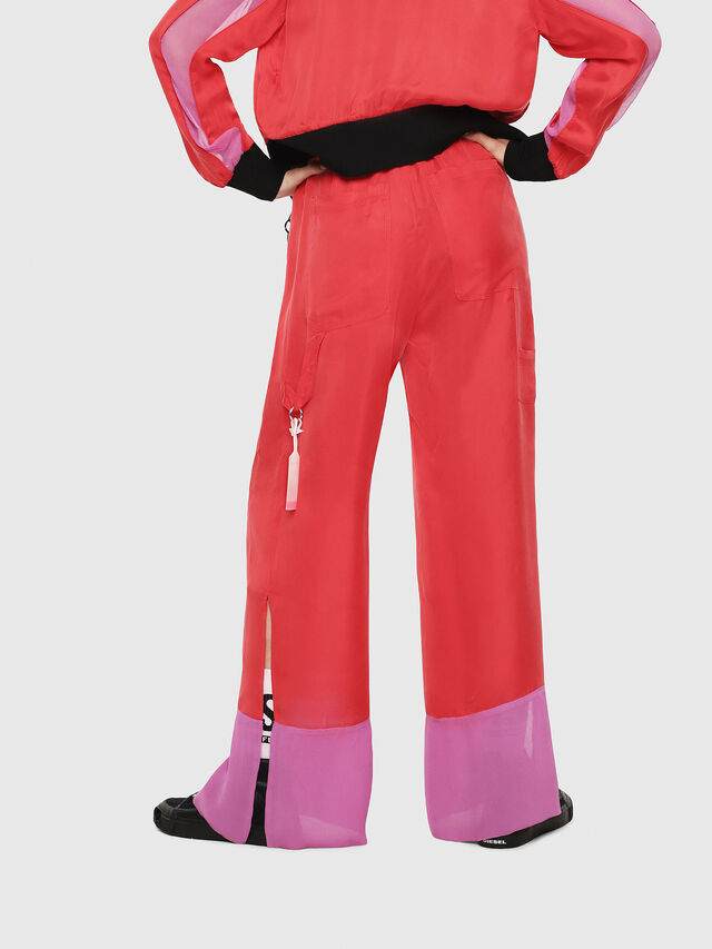 Diesel - P-LILLY-A, Coral Rose - Pants - Image 2
