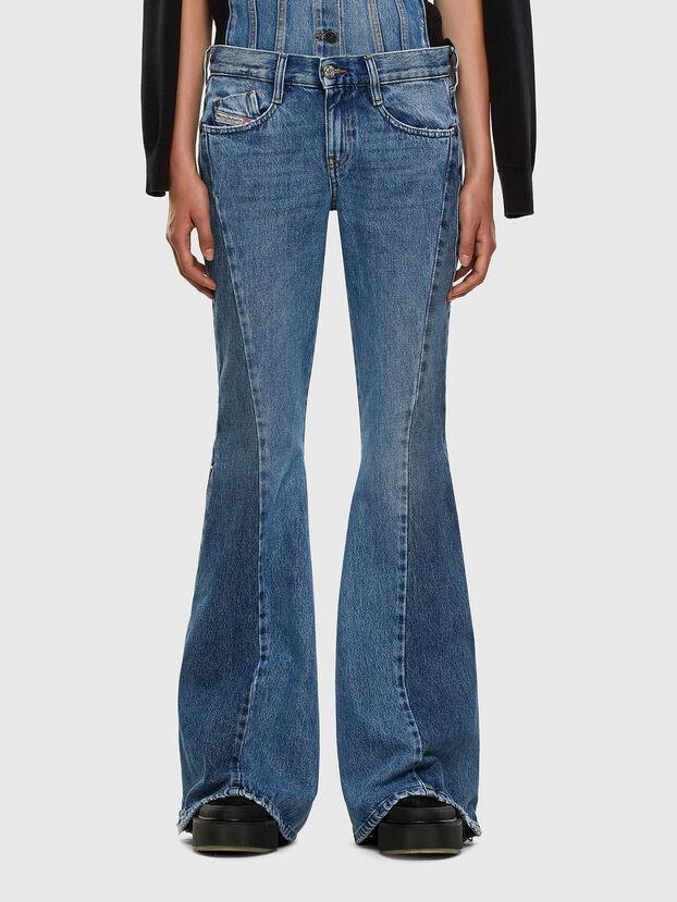 D-Ferenz 009JD, Light Blue - Jeans