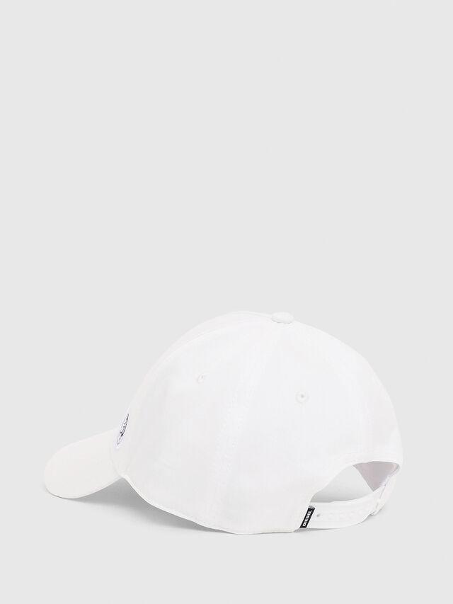 Diesel - CINDI-MAX, White - Caps - Image 2