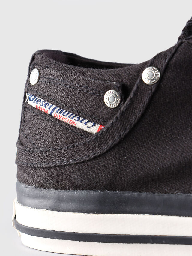 Diesel EXPOSURE LOW, Black - Sneakers - Image 6