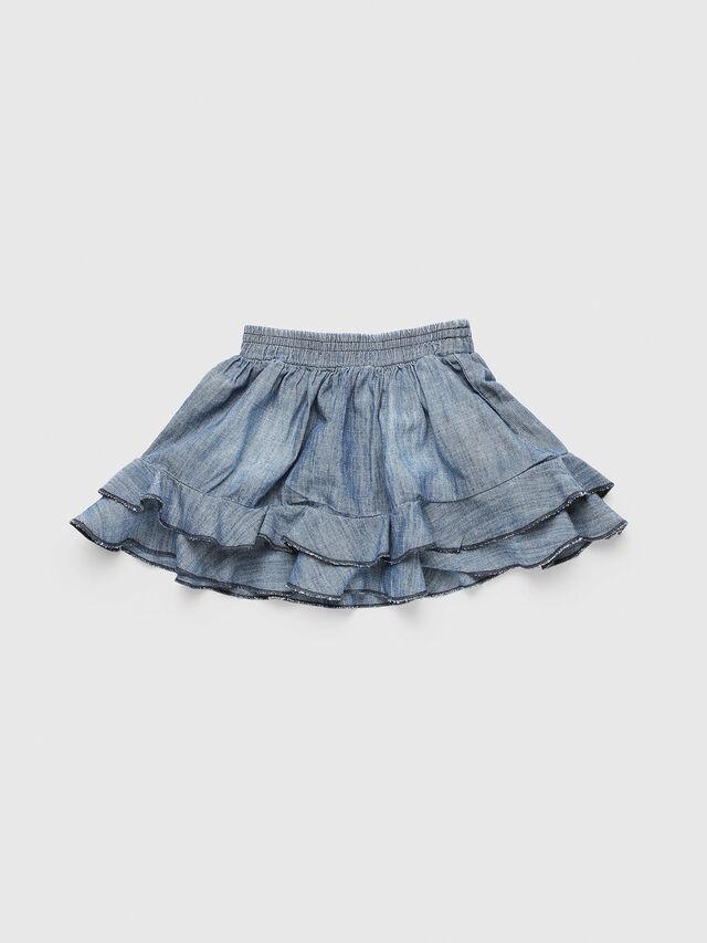 Diesel - GIRAB, Blue Jeans - Skirts - Image 2