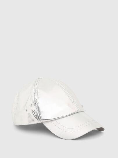 Diesel - CIBRAME, Silver - Caps - Image 1