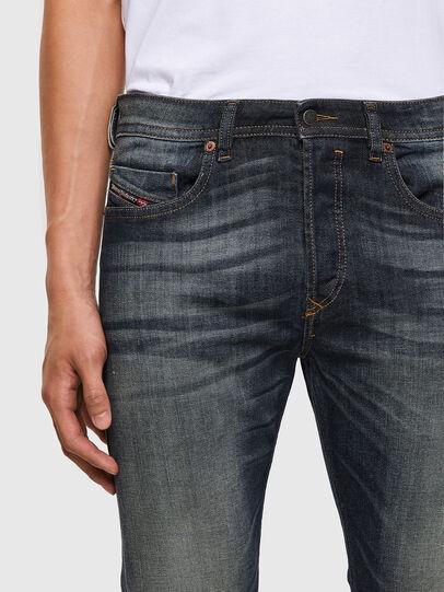 Diesel - Buster 009EP, Dark Blue - Jeans - Image 3