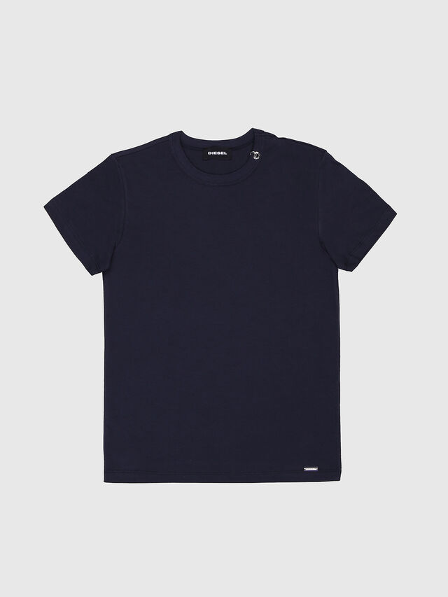 Diesel - TOCLE, Dark Blue - T-shirts and Tops - Image 1