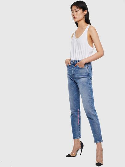 Diesel - D-Eiselle 0096X, Medium blue - Jeans - Image 5