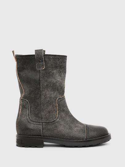 Diesel - D-THROUPER HB, Black - Boots - Image 1