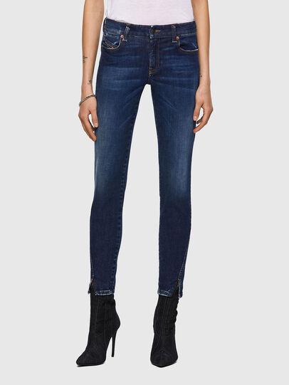 Diesel - D-Jevel 09A30, Dark Blue - Jeans - Image 1