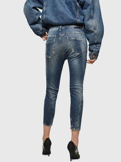Diesel - Fayza JoggJeans 0890A, Light Blue - Jeans - Image 2